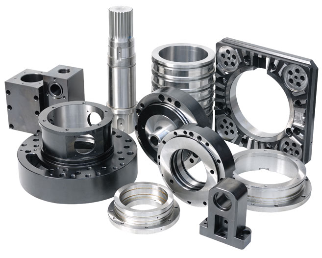 Ju Feng offers a broad variety of machining services for OEM market.