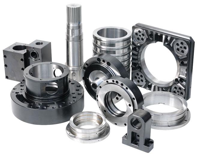 Ju Feng ofrece una amplia variedad de servicios de mecanizado para el mercado OEM.