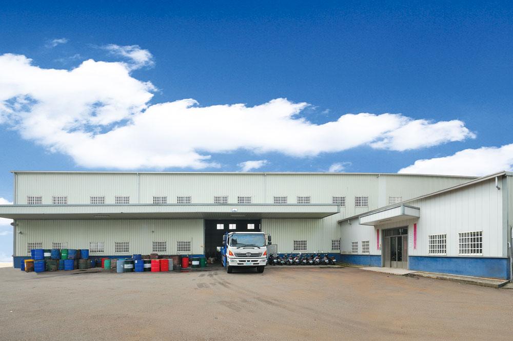 Ju Feng's 1st Factory