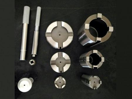 Ju Fengによって研磨された部品はすべて、高精度の機能を備えています。