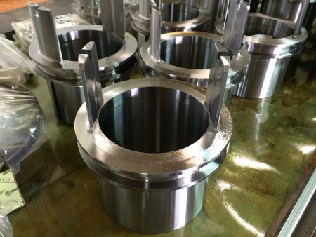 Ju Feng's engineering team has over 30-year of experience in CNC grinding process.