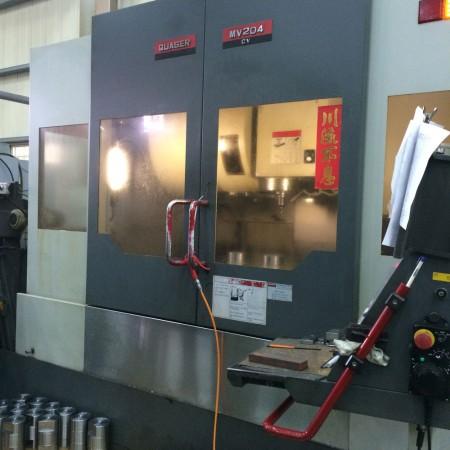 La última tecnología de fresado y las fresadoras CNC avanzadas adoptadas por el equipo de ingeniería de Ju Feng están listas para satisfacer las demandas de fresado OEM del cliente.