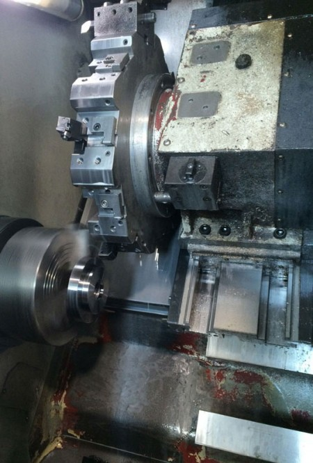 CNC Turning Service - Ju Feng provides CNC turning services for customers worldwide.