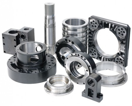 Machining Services - Ju Feng offers a broad variety of machining services for OEM market.