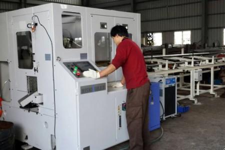 Ju Feng's Cutting Equipment.