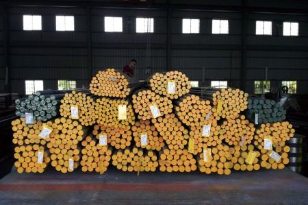JFS's Warehouse is Always Fully Stocked.