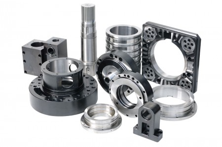 JFS tiene una vasta experiencia en servicios de mecanizado CNC.