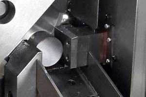 Servicio de corte de barras y tubos de acero