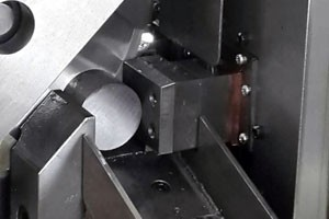 Service de coupe pour barres et tubes en acier