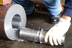Servicio de perforación de acero