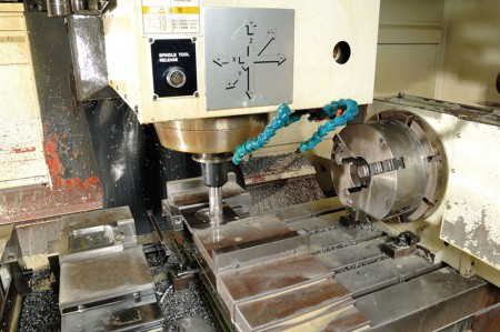 JFS's team has vast experience in the steel machining industry.