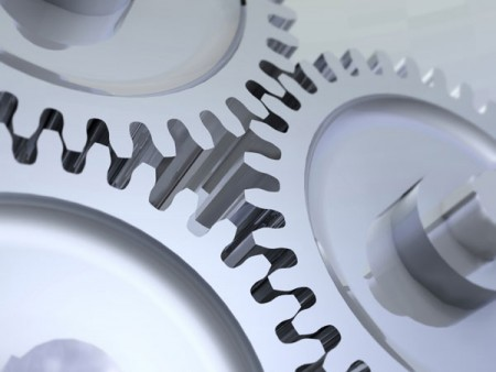 Gear - Ju Feng offers the steel material that can be used for gears.