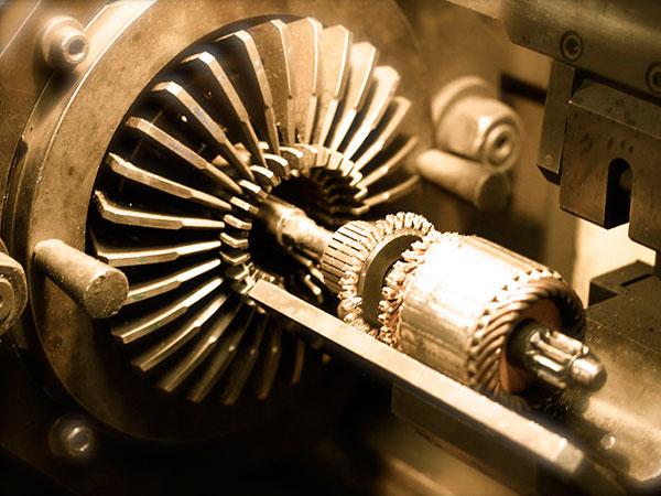 Ju Feng menawarkan material baja yang dapat digunakan untuk spindel peralatan mesin.