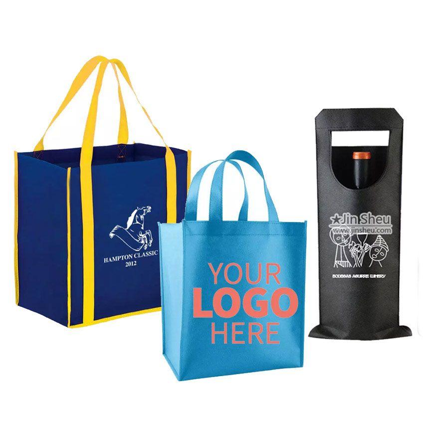 Pratical non-woven bag for daily life