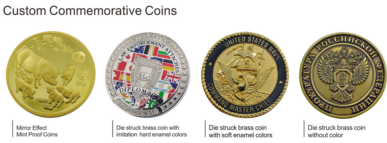 Chinese Zodiac Coins | Promotional Products & Items Manufacturing