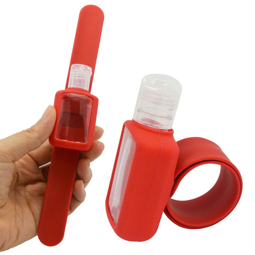Hand Sanitizer & Dispenser Bracelets