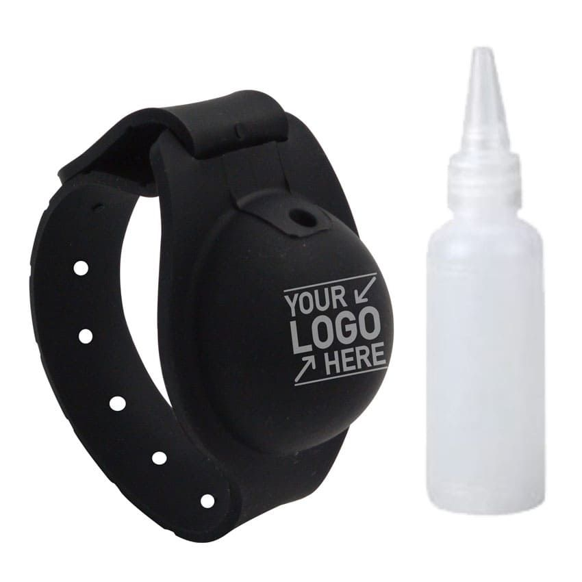 Silicone Sanitizer Bracelets Maker