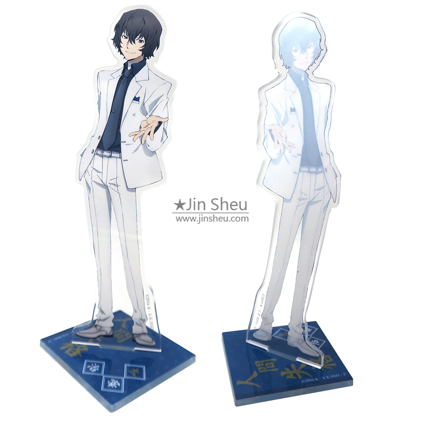 Acrylic Figure Stands | Promotional Products & Items