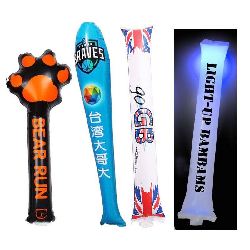Custom Inflatable Cheer Sticks