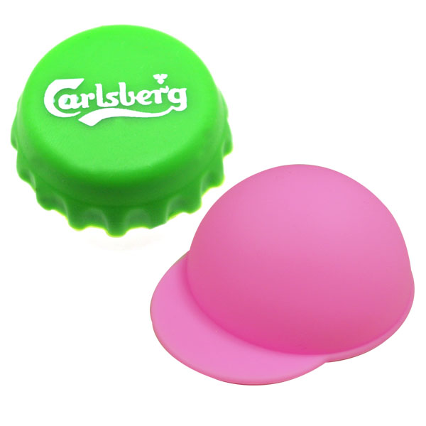 Custom Silicone Bottle Cap and Can Cap