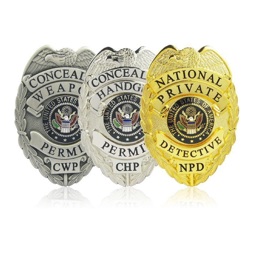 Custom Police Badges Welcome