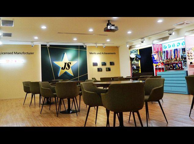 Jin Sheu Taipei & China Showroom