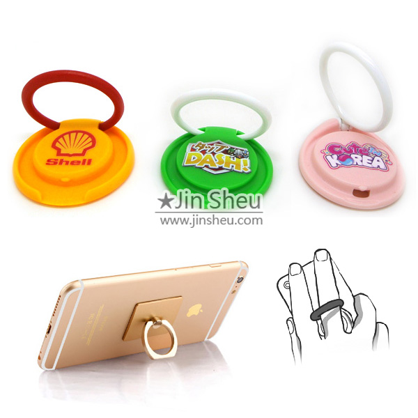 Open Designed Mobile Phone Ring Stands