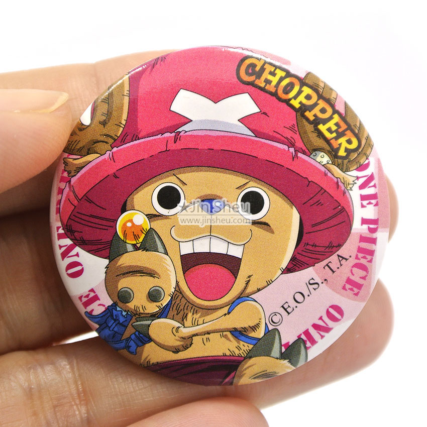 Anime Buttons | Promotional Products & Items Manufacturing