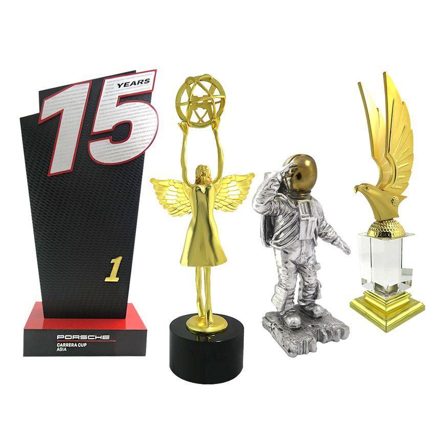 custom made commemorative award Trophies