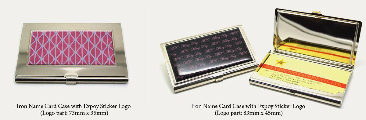 bulk metal name card holders