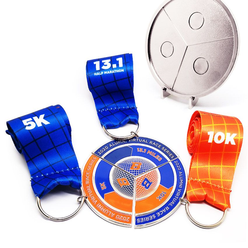 Custom made sports medal
