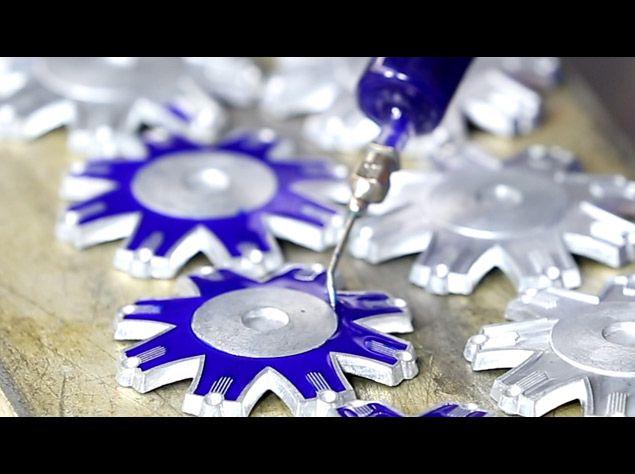 custom soft enamel pin badges
