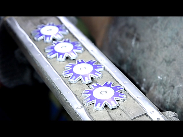 polishing machines for metal badges, military badges, police badges, souvenir lapel pins