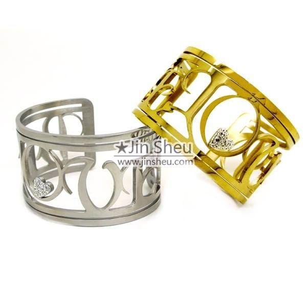 Custom decorative wedding napkin rings