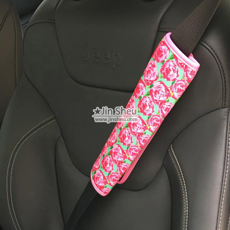 Neoprene Car Seat Belt Covers