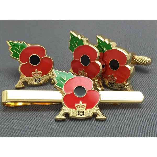 Remembrance Poppy Pin Badges | Promotional Products & Items