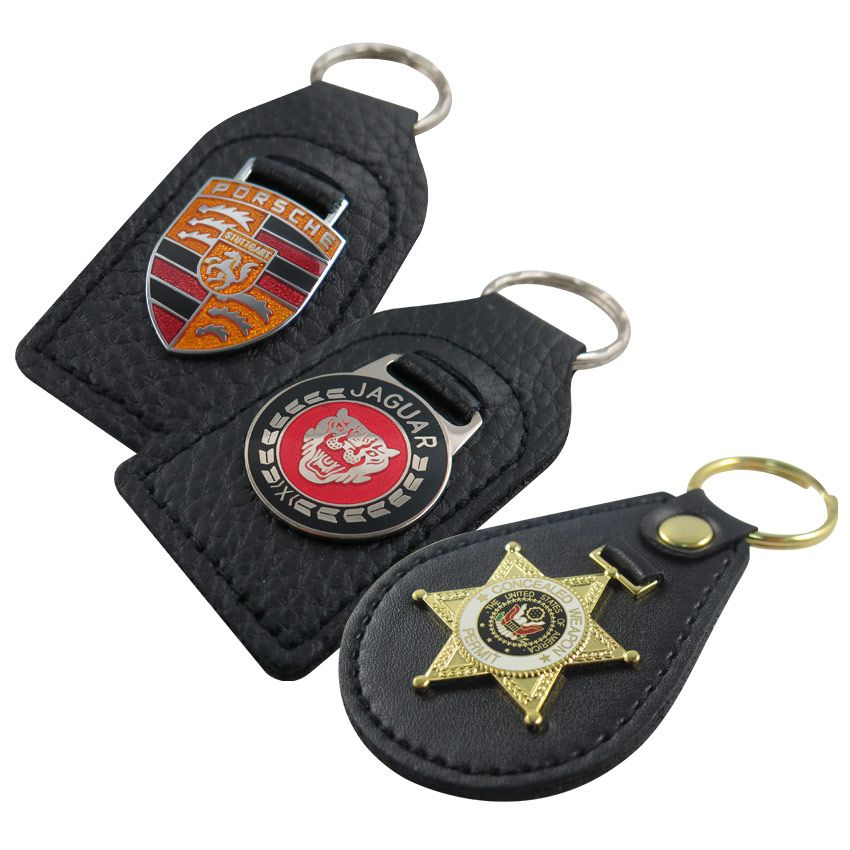 Leather Key Fob Wholesale