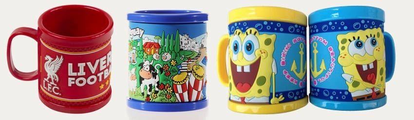 custom pvc mugs