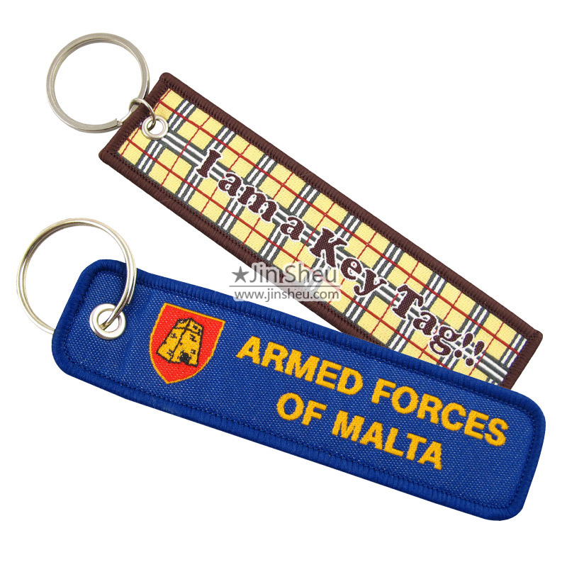 Woven Key Tags | Promotional Products & Items Manufacturing