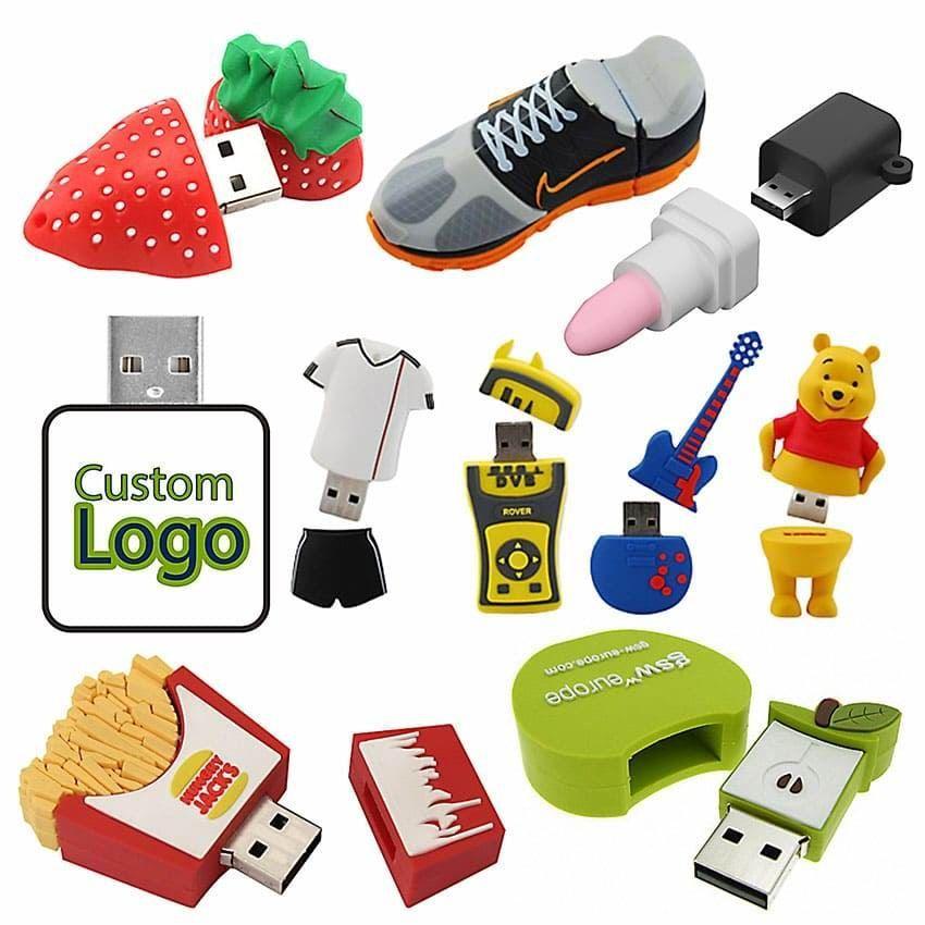 Soft PVC USB