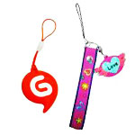 Mobile Phone Charms & Straps