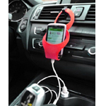 phone charging holder used in car
