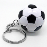 3D sports keychains