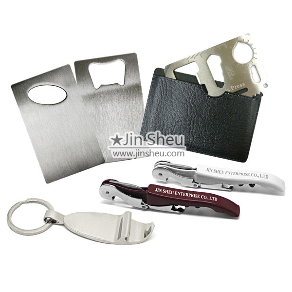 Promotional Bottle Openers & Wine Corkscrews