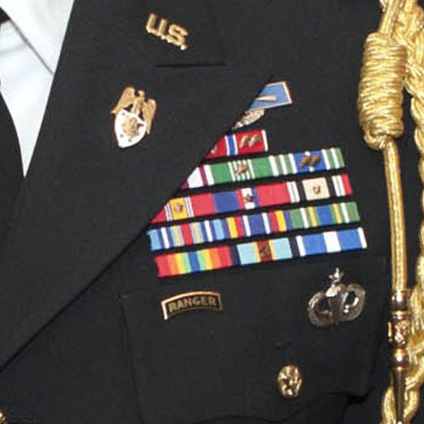 Tailor Made military mounting ribbon bars