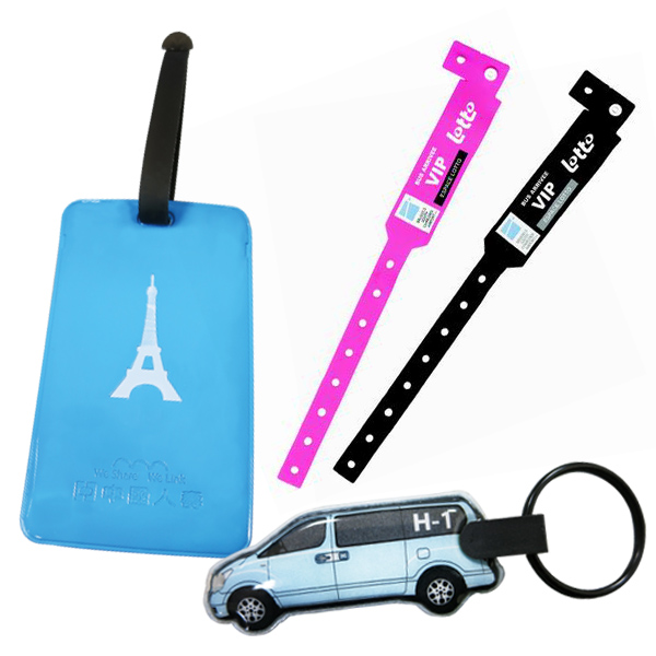 Promotional PVC Vinyl Items