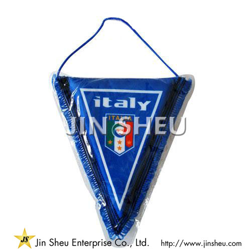 Triangle Pennants - Triangle Pennants