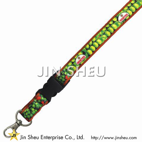 Double Layers Lanyards