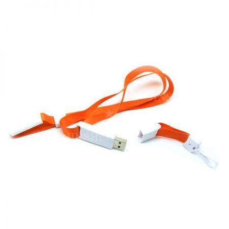 Promotional USB Lanyards - Promotional USB Lanyards