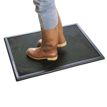 Custom Sanitizing Mats - Footwear Sanitizing Mat